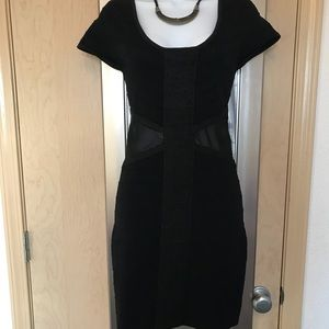 NWT Little Black WOW Couture Dress!